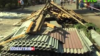В Самаре демонтировано кафе