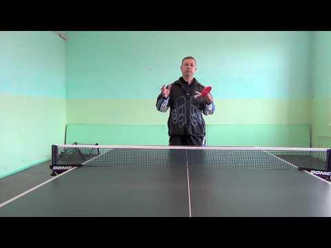 Видео: Н/теннис. Секреты китая