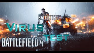 Virus Test La Beta De BF4 en LIVE !!!