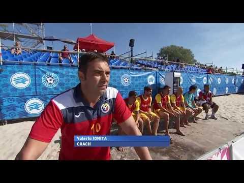 Euro Beach Soccer League Superfinal 2015 ROMANIA CZECH