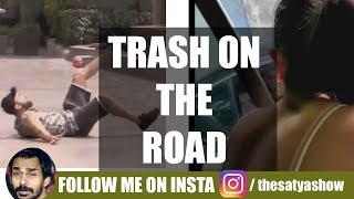 Trash on the Road   TRASHY Thursday    Episode 9