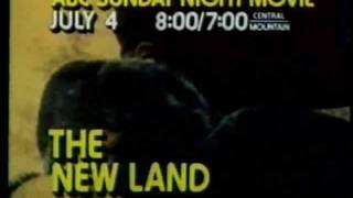 ABC promo The New Land July 1976