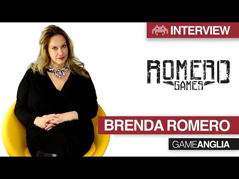 Gaming Legend | Brenda Romero | Game Anglia