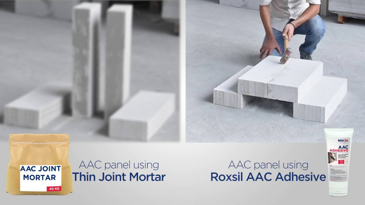 Aac Block Strength Demonstration Youtube