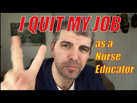 why-i-quit-my-job-as-a-nursing-educator