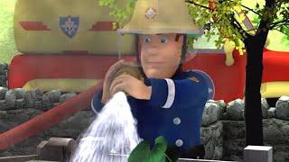 Feuerwehrmann Sam ⭐️Gemüse-Rettung 🚒 Neue Folgen 🔥 Zeichentrick für Kinder