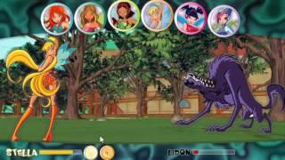 Игра Атака Винкс Магикс для девочек