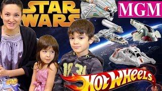 Звездолеты Звездные Войны! Star Wars Ships обзор на русском ★MGM★