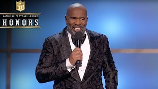 Steve Harvey Roasts the NFL