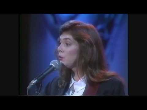 Nanci Griffith - Once in a Very Blue Moon