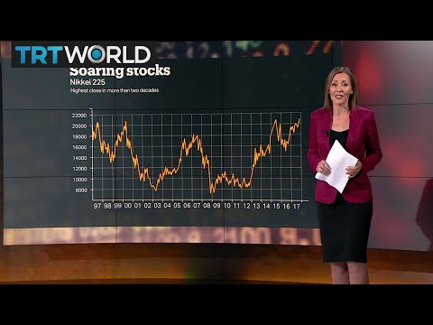 Money Talks: World stock markets hit fresh record highs