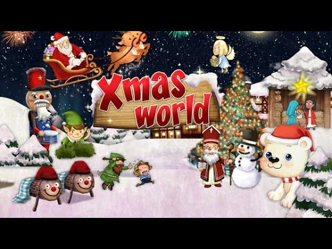 Best Christmas App for Toddlers and kids - By 1tucan, Preview demo