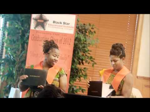 BLACK STAR EDUCATIONAL INSTITUTE 2012 GRADUATION.wmv