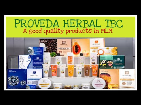 #PROVEDA, Proveda Herbal TBC, A Good Quality Products In DIRECT SELLING MLM..