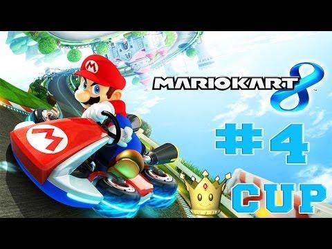 Mario Kart 8 - Walkthrough Part 4 Special Cup 50cc [HD]