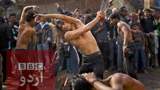 Muharram : Hindu matamdars in Sindh,Pakistan.