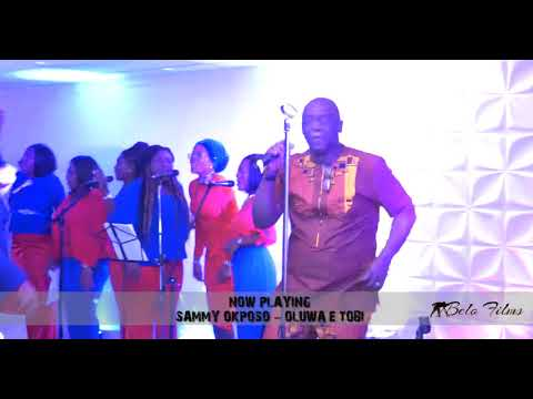 OLUWA E TOBI - SAMMIE OKPOSO (Live in Boston)