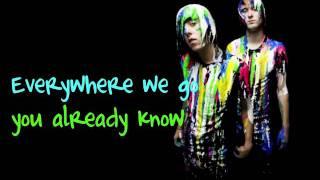 Last Night (Vegas) - Breathe Carolina (lyrics)