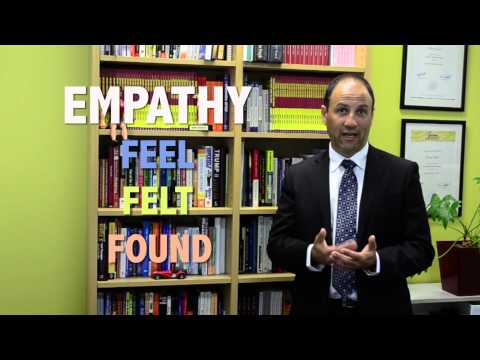 Episode 4: Feel Felt Found Formula - Think You're Not in Sales?