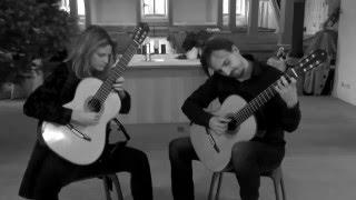 Guitar Duo KM - Maria durch ein Dornwald ging (trad. german Christmas song)