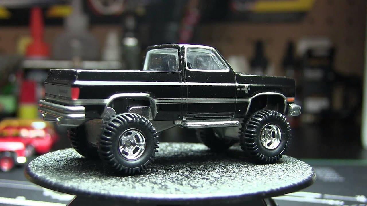 Hot Wheels Retro Entertainment : Friday Night Lights Chevy ...