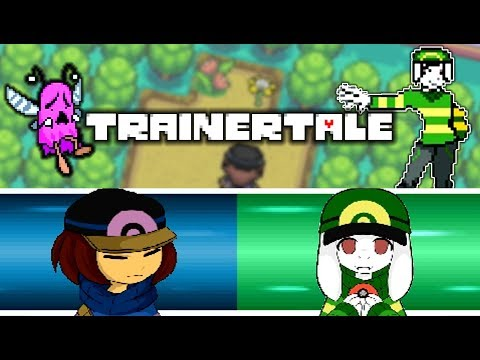 ANOTHER ADVENTURE BEGINS!! | Trainertale