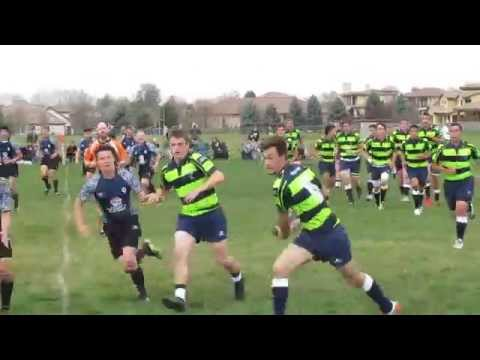 Mountain View vs Rocky Mountain Rugby 1st part