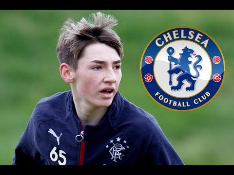 Billy Gilmour - WONDERKID - Welcome To Chelsea (SKILLS)