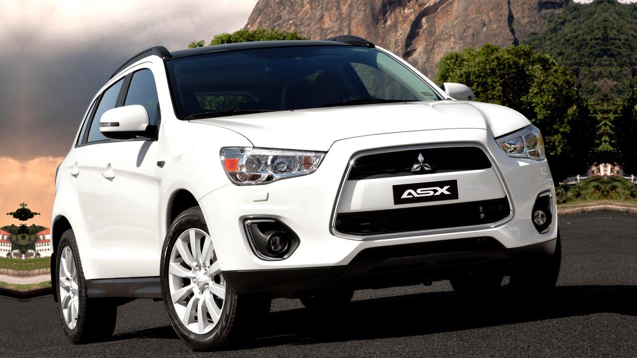 Novo Mitsubishi ASX 4WD 2015 - CanalAutomotivos - YouTube