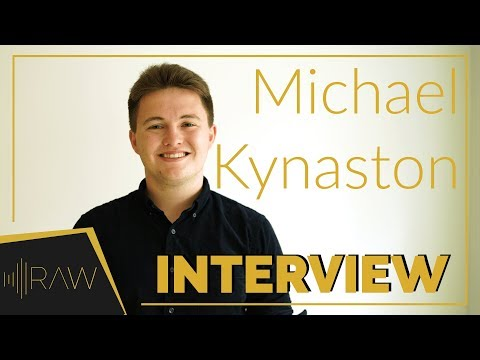 Michael Kynaston (Democracy and Development Officer) | RAW Interviews