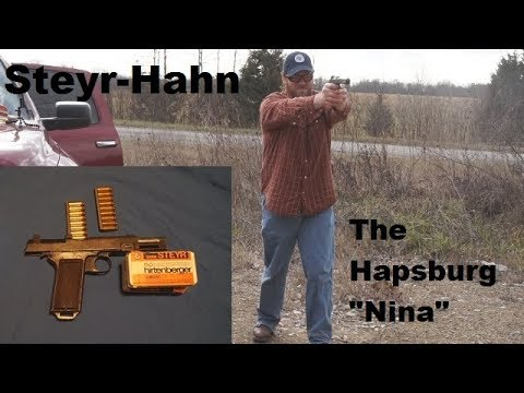 Steyr-Hahn M1912 Review and Shoot