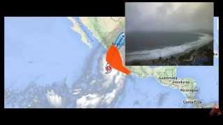 ¿Cómo Patricia se convirtió tan rápido en el huracán más fuerte jamás registrado?.