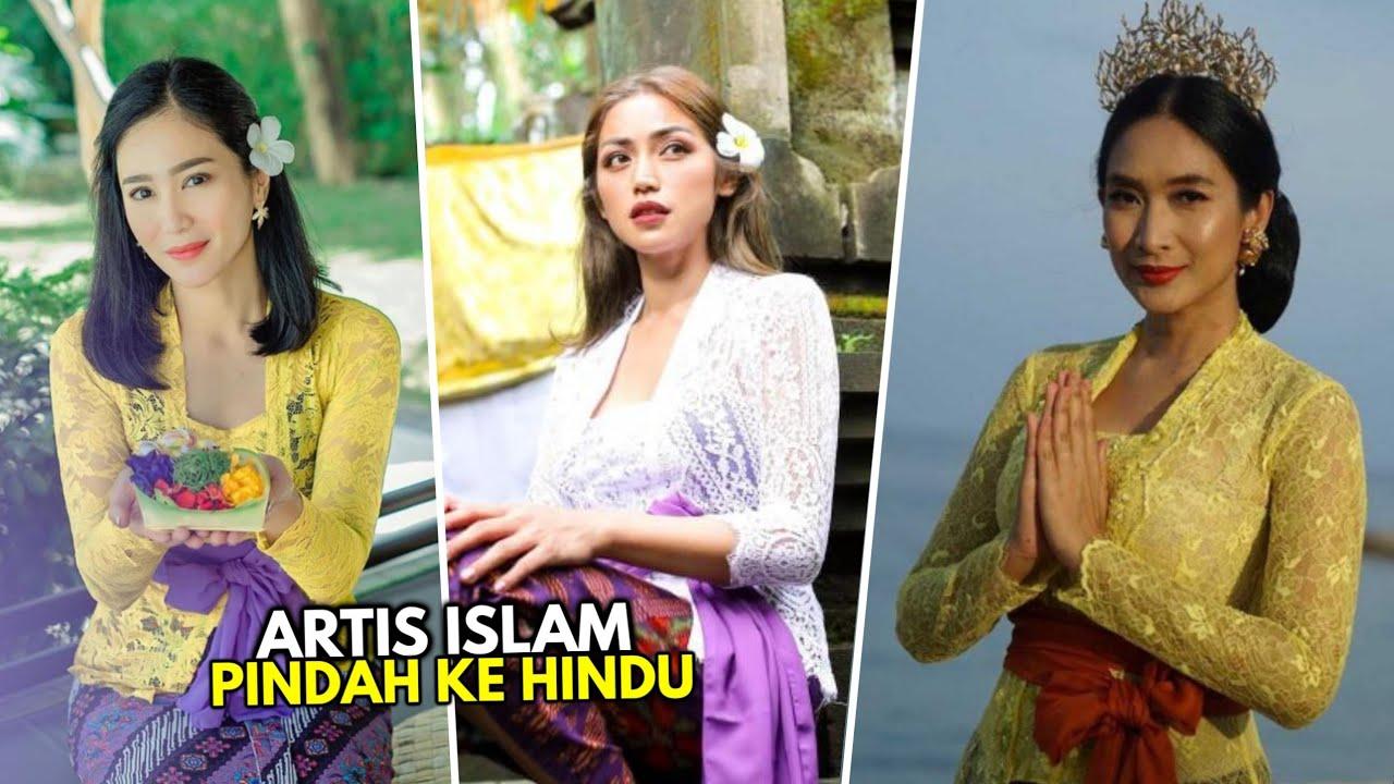 Download 4 Artis Islam yang Pindah ke Agama Hindu