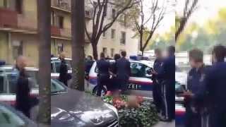Die Festnahme des Bregenzers in Wien