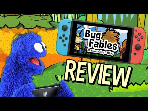The Paper Mario You've Been Waiting For | Bug Fables Review (SWITCH)