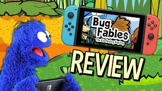 The Paper Mario You've Been Waiting For | Bug Fables Review (SWITCH) (Video Game Video Review)