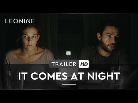 It Comes at Night - Trailer (deutsch/german, FSK 12)