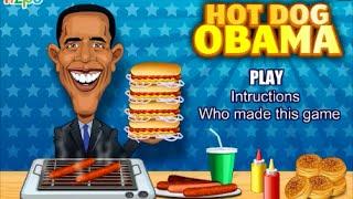 Hot Dog Obama Complete