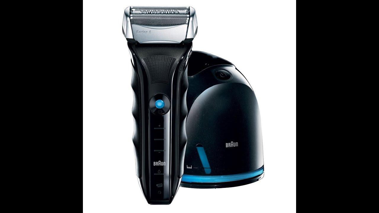 braun series 5 550cc smooth precise electric wireless. Black Bedroom Furniture Sets. Home Design Ideas