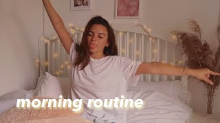 REAL MORNING ROUTINE ☕️ | POST VACANZE | federica