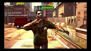 UNKILLED - Zombie FPS Shooting Game( By MADFINGER Games) Android Gameplay[HD] #3