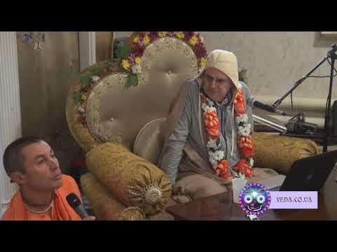 Шримад Бхагаватам 1.2.14 - Прабхавишну прабху
