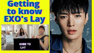EXO (엑소) | A GUIDE TO EXO'S LAY | Reaction video by Reactions Unlimited