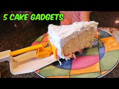 5 Cake Gadgets put to the Test!