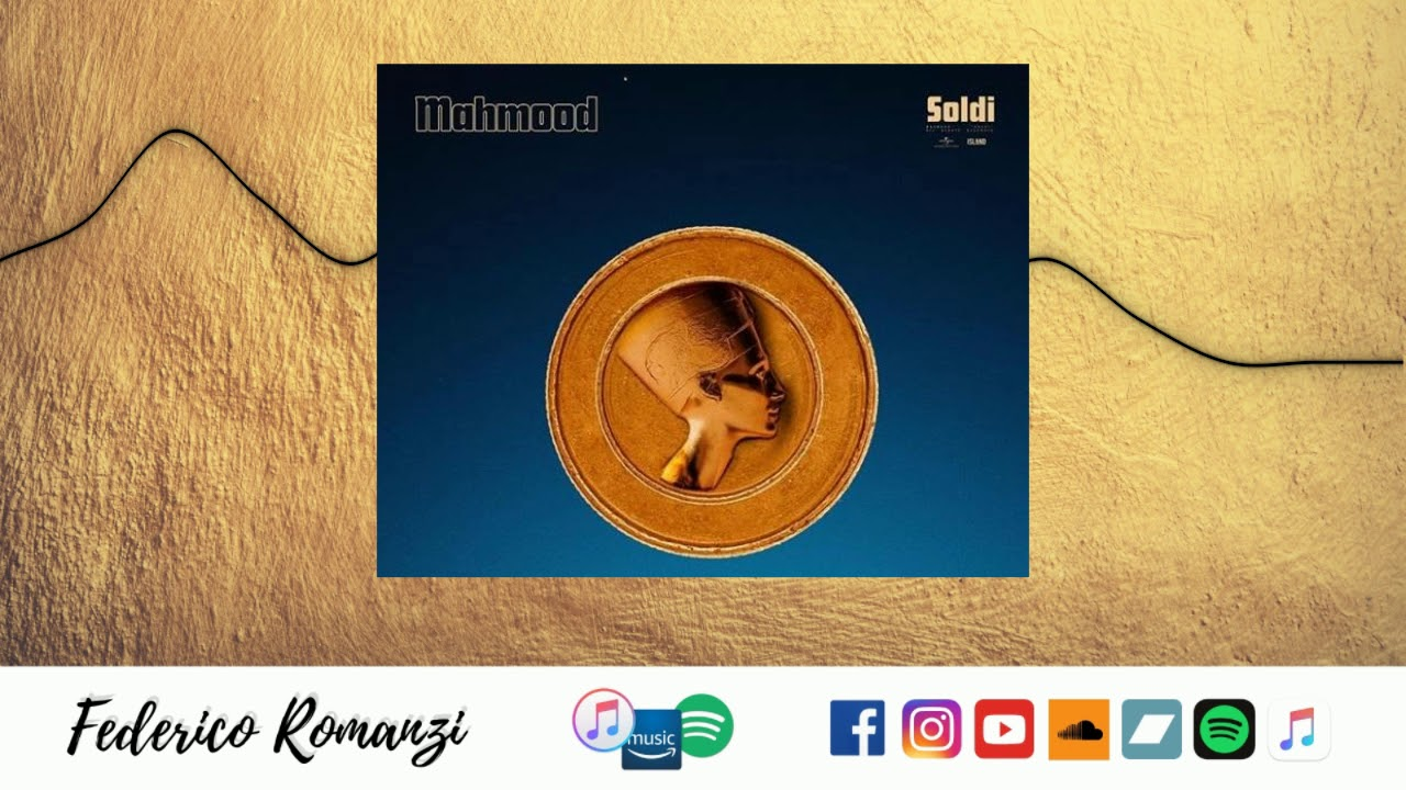 Mahmood - Soldi (Federico Romanzi remix)
