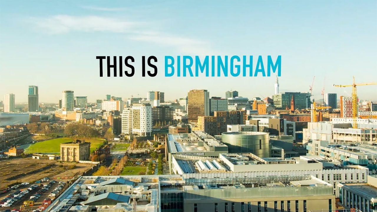 This is Birmingham: a new students' introduction to the UK's second largest city - YouTube