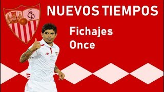 La lucha del SEVILLA FC 18/19: Alineación de Machín y fichajes de un nuevo proyecto