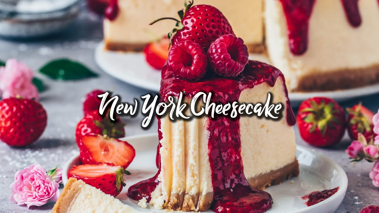 New York Cheesecake * Rezept
