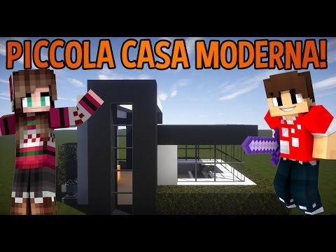 Come fare la casa piu 39 bella di minecraft doovi for Casa moderna minecraft ita download