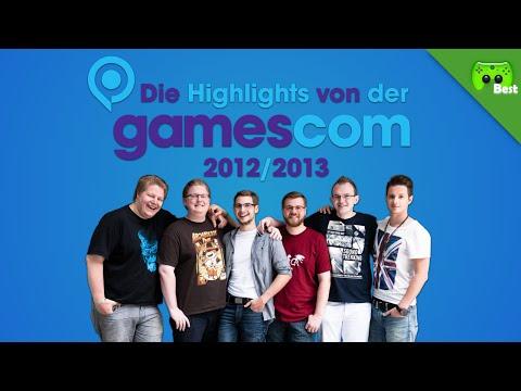 NOUGAT AUF DER GAMESCOM 2012/2013 «» Best of PietSmiet | HD